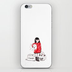 That's my stuff iPhone & iPod Skin