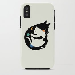 More Hugs Less Fights iPhone Case