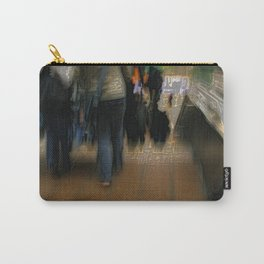 In A Hurry Carry-All Pouch