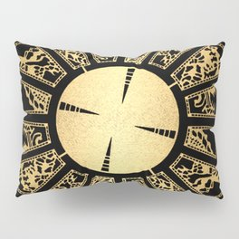 Lament Configuration Opened - Natural Pillow Sham