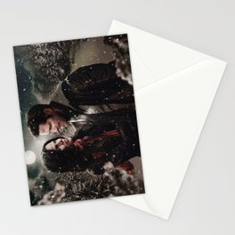 Christmas / Outlaw Queen Stationery Cards