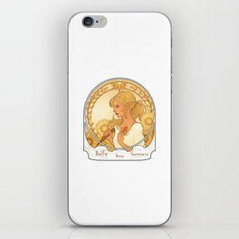 Buffy Summers iPhone Skin