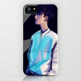 Byun Baekhyun iPhone Case
