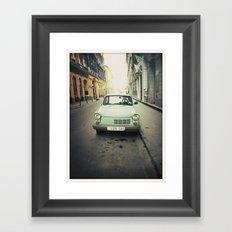 Lost in Time Framed Art Print