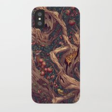 Tree People iPhone X Slim Case