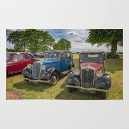 Wolseley Motors Rug
