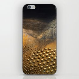 Golden Dreams -V iPhone Skin