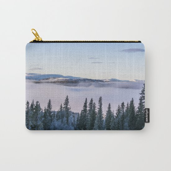 The forest in me Carry-All Pouch