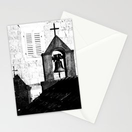 Church in Rose / Montenegro Stationery Cards