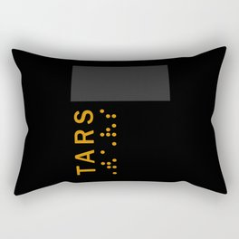 Interstellar: TARS Rectangular Pillow