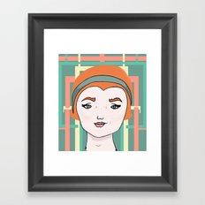 Nance Willow Framed Art Print