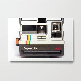 SUPER COLOR 635 Metal Print