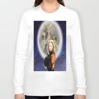hocus pocus Long Sleeve T-shirts featuring Hocus Pocus by grapeloverarts
