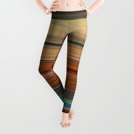 Vincent van Gogh - Swipe Leggings