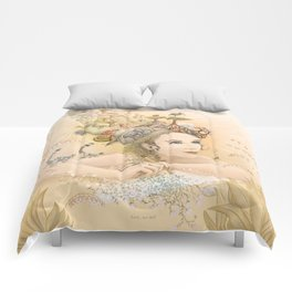 Animal princess Comforters