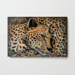 Element of Surprise Metal Print