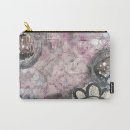 Pink Parade Carry-All Pouch