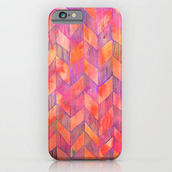 PATTERN {Chevron 012} iPhone & iPod Case