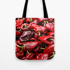 Spicy Red Tote Bag