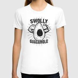 Swolly Guacamole T-shirt