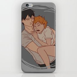 Snuggs iPhone Skin