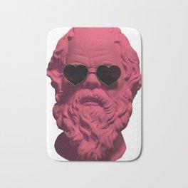 Lovely Socrates Bath Mat