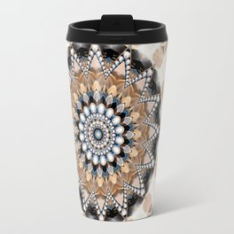 Mandala Purity Travel Mug