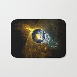 The Chrysalis Time Machine Bath Mat