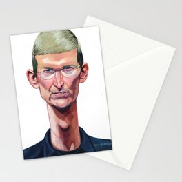 Tim Cook Stationery Cards