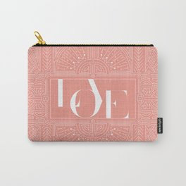 Love is all around us  Carry-All Pouch