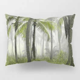 Jungle Trees Pillow Sham
