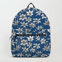 Blue Glory of the Snow Backpack