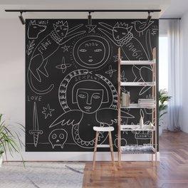 Magic Tool Kit Wall Mural