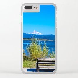 MountainView Clear iPhone Case