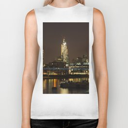 London by Night Biker Tank