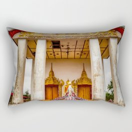 Somdet Temple Rectangular Pillow