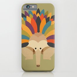 Echidna iPhone Case