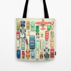 Free Parking Tote Bag