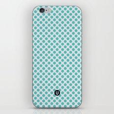 U1: just dots iPhone & iPod Skin
