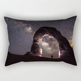 Delicate Nights Rectangular Pillow