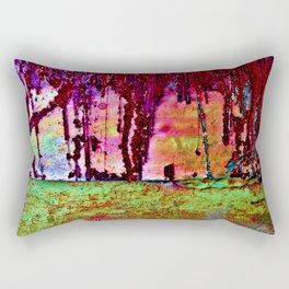Urban Textures Rectangular Pillow