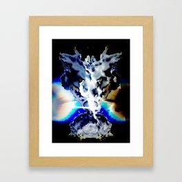 HC1 Framed Art Print