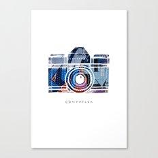 Contaflex Canvas Print