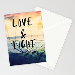 Uluwatu Bali surf breaks sunset Stationery Cards