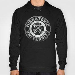 Miskatonic University Emblem (Dark version) Hoody