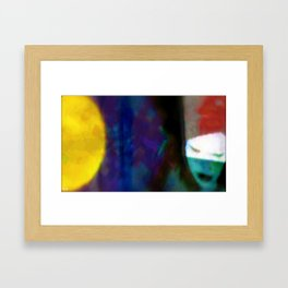 """""""Tonight the Streets are Ours"""" Framed Art Print"""