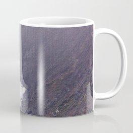 Foggy Beach Coffee Mug