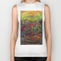 nietzsche Biker Tanks featuring and again and again nietzsche by hankhenry