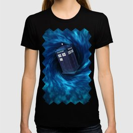 "TARDIS ""Dr. WHO"" T-shirt"