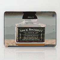 whisky iPad Cases featuring Need charge by Denzalman